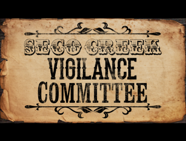 Call for Master - Seco Creek Vigilance Committee