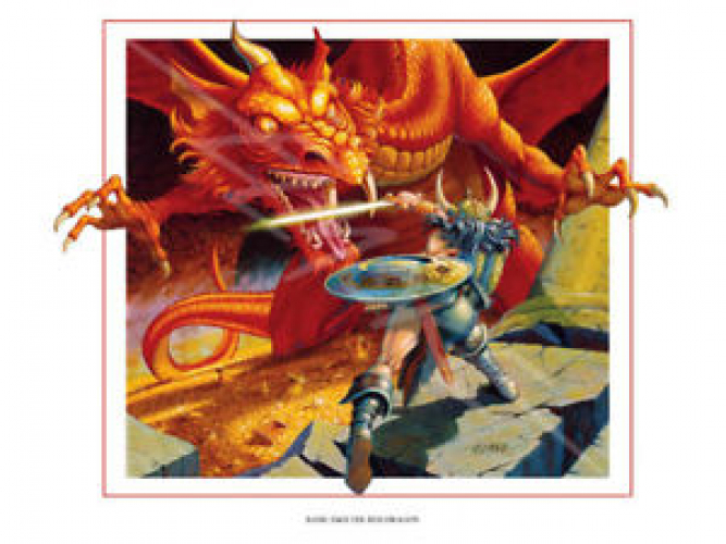 "Torneo ""Old"" Dungeons&Dragons"