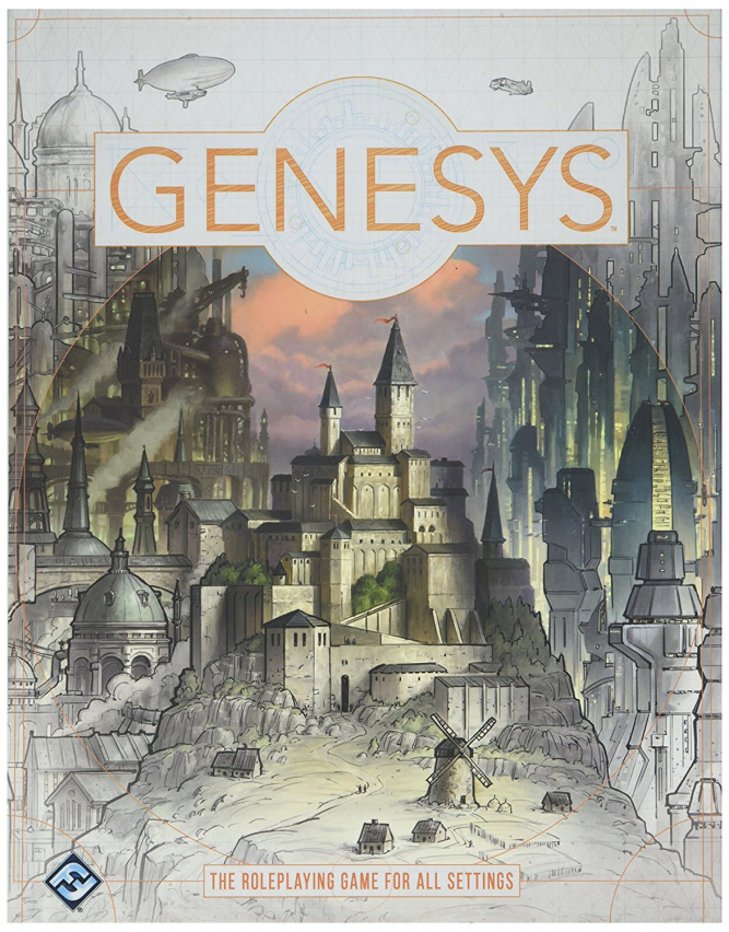 Call for Master - Genesys RPG (Star Wars, Fantasy)